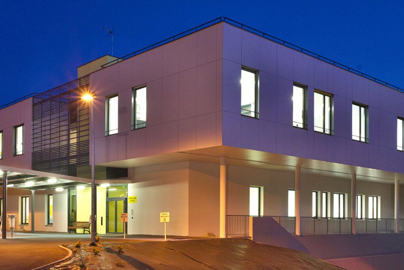 Hemodialyse-hôpital de Chartres