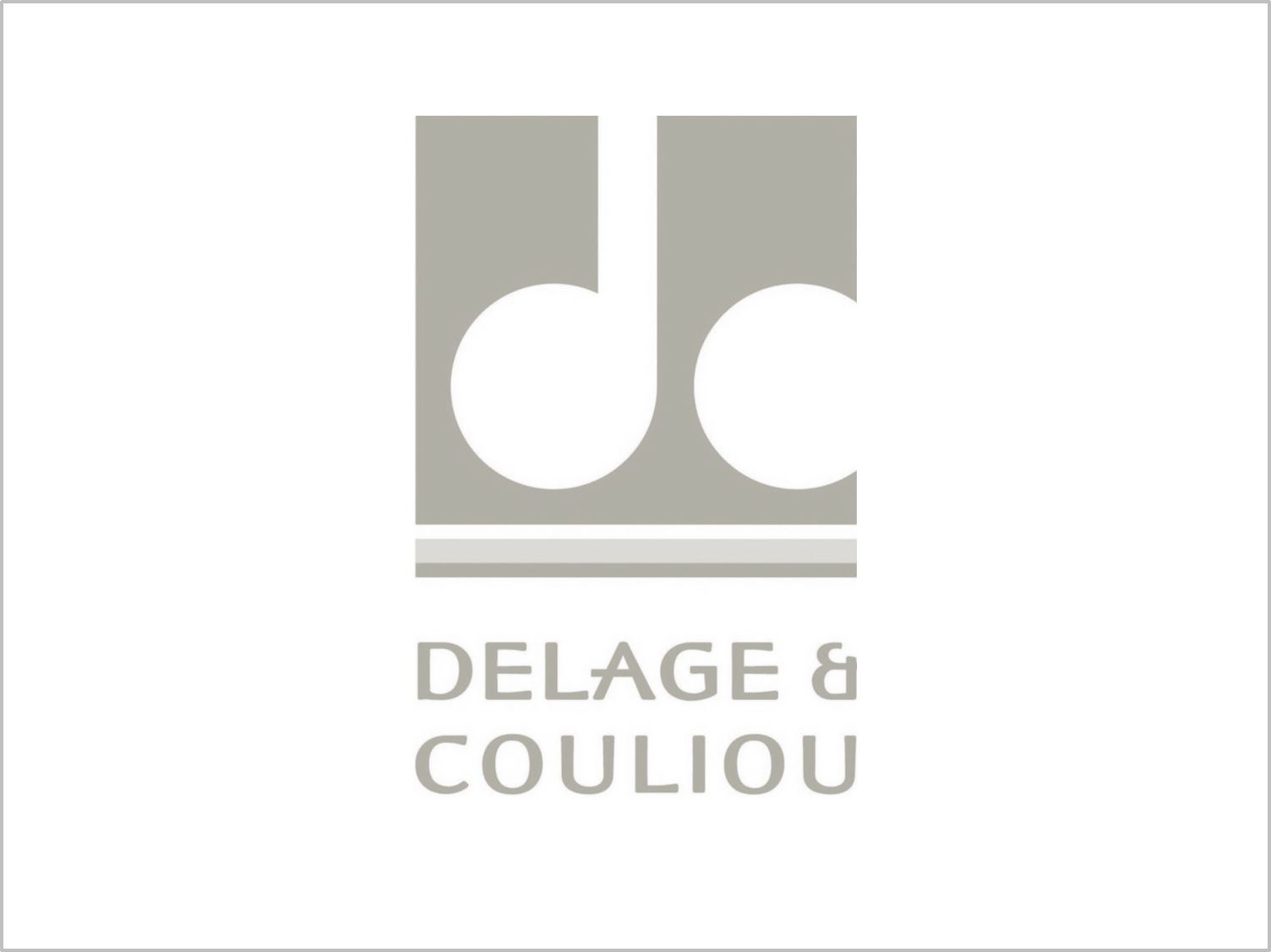 Reference delage et couliou