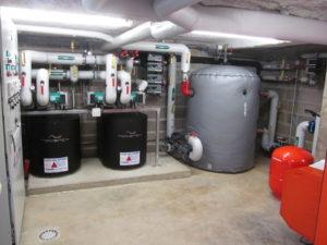 sonde geothermie